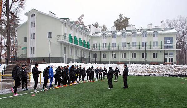 Fk Poltava complex